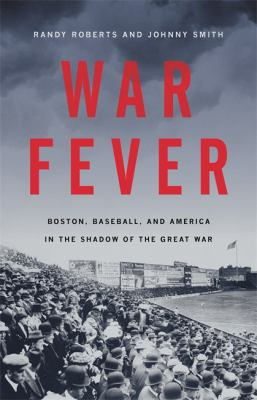 Book cover of War Fever