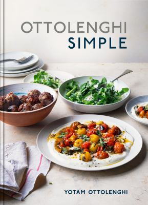 Book cover of Ottolenghi Simple