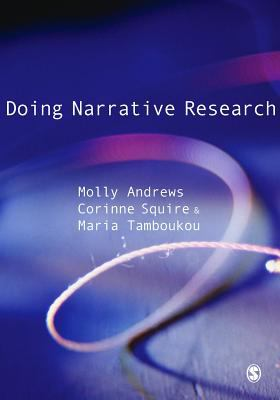 Cover image - Doing Narrative Research