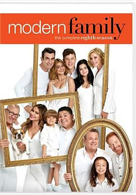 Modern family. Season 8, Disc 3.