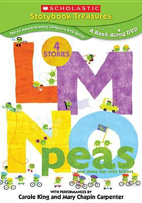 LMNO peas– and more fun with letters