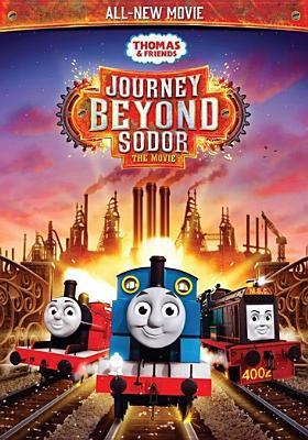 Thomas & friends. Journey beyond Sodor : the movie