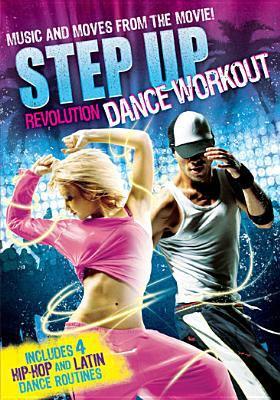 Step up revolution dance workout :