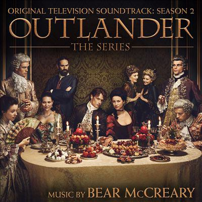 Outlander, the series. Season 2 : original television soundtrack