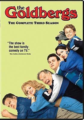 The Goldbergs. Season 3, Disc 3.