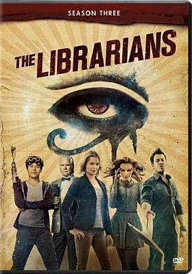 The librarians. Season 3, Disc 1