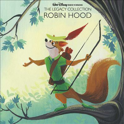Robin Hood : the Legacy collection.