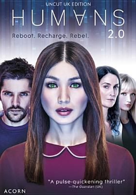 Humans. Season 2, Disc 2.