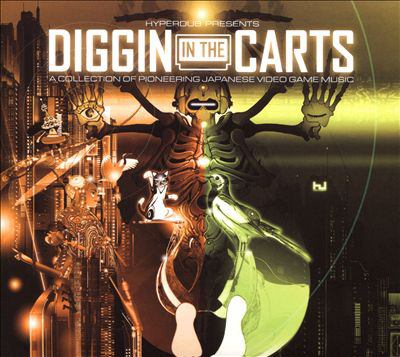 Diggin in the carts : a collection of pioneering Japanese video game music.