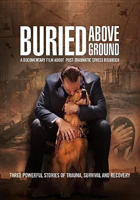 Buried above ground :