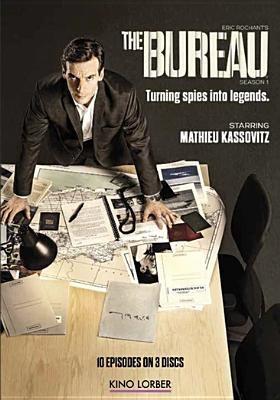 The bureau. Season 1, Disc 1