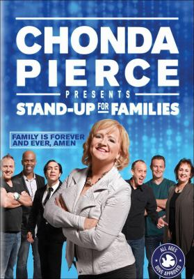 Chonda Pierce presents stand-up for families. Family is forever and ever, amen