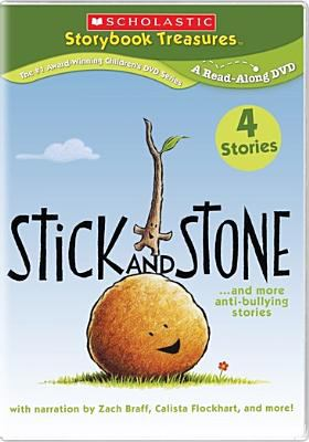 Stick and stone : --and more anti-bullying stories