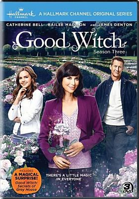 Good witch. Season 3, Disc 3