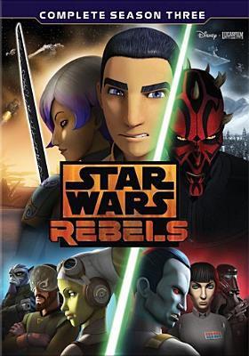 Star Wars rebels. Season 3, Disc 4