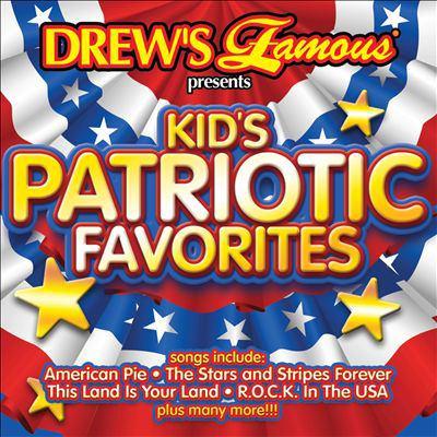 Kid's patriotic favorites