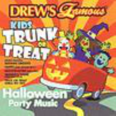 Kids trunk or treat Halloween party music.