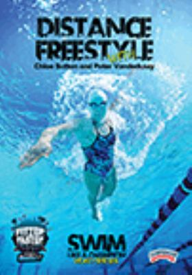 Distance freestyle with Chloe Sutton and Peter Vanderkaay