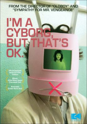 I'm a cyborg, but that's OK  =