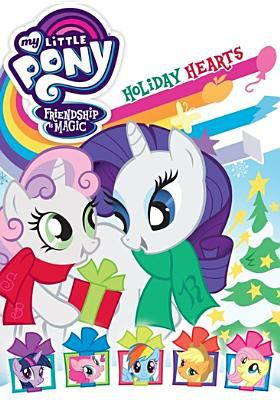 My little pony friendship is magic. Holiday hearts.