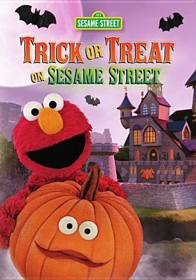 Sesame Street. Trick or treat on Sesame Street.