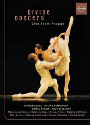 Divine dancers :