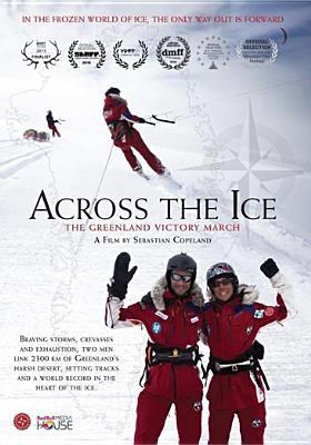 Across the ice :