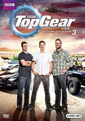 Top gear. Season 3, Disc 4