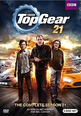 Top gear. Season 21, Disc 3