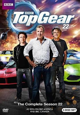 Top gear. Season 22, Disc 2