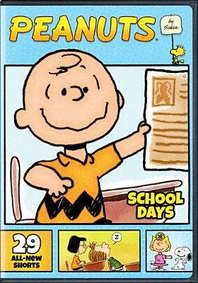 Peanuts by Schulz. School days.