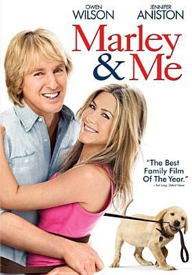 Marley and Me movie cover