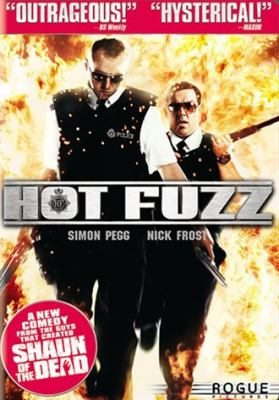 Hot Fuzz movie cover