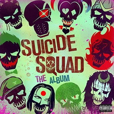 Suicide Squad CD cover