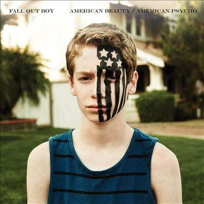 Fall Out Boy CD cover