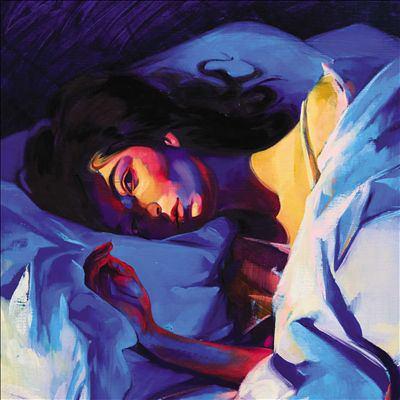 Melodrama album cover