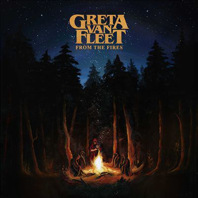 From the Fires album cover