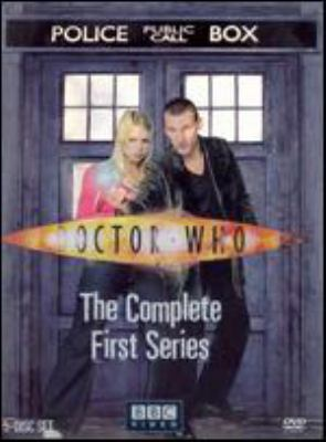 Doctor Who Movie Cover