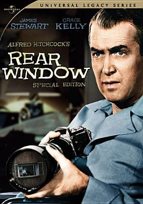Rear Window movie cover