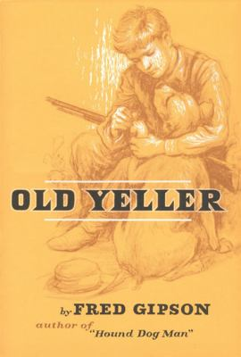Old Yeller book cover