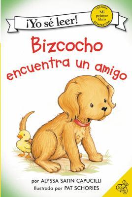 Bizcocho encuentra un amigo