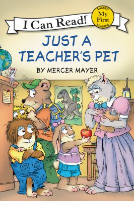 Just a teacher's pet