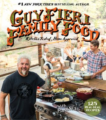 Guy Fieri family food :