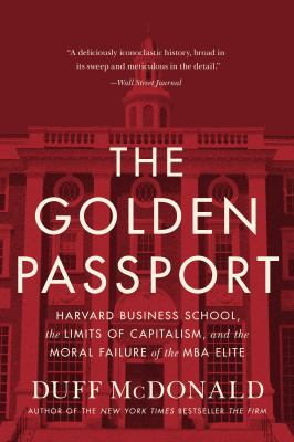 The golden passport :