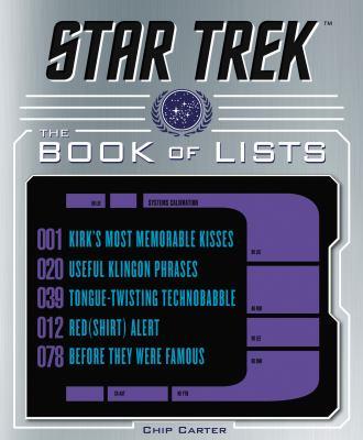 Star Trek : the book of lists