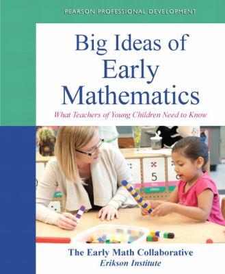 Big ideas of early mathematics :