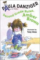 Second Grade Rules book cover
