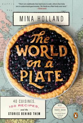 The world on a plate :