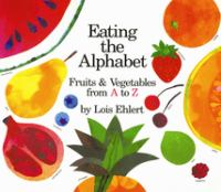 Eating the alphabet book cover