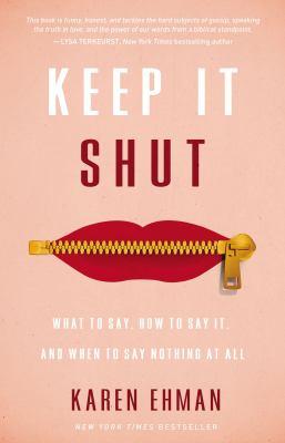 Keep it shut :